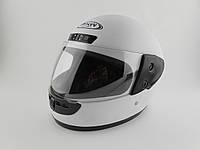 Шлемы для мотоциклов Hel-Met 101 белый мат, фото 1