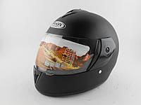 Шлемы для мотоциклов Hel-Met 150 черный мат , фото 1