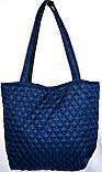 Женские стеганные сумки с передней змейкой (4 цвета ОДНОТОННЫЙ)29*32см, фото 2