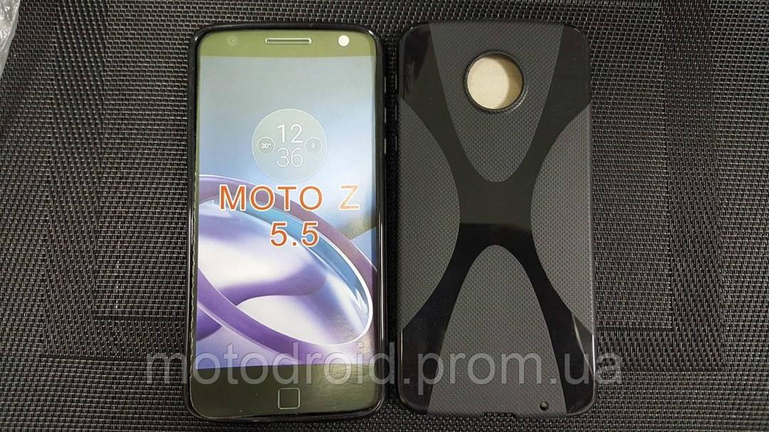 Чохол для Motorola Moto Z  X-line