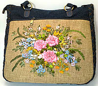 Женская сумка саквояж Регина, фото 1