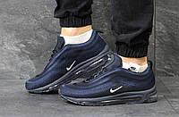 Мужские кроссовки Nike Air Max 97, темно-синие