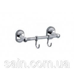 Вешалка (2 крючка) 175mm HB1915-2