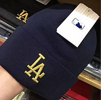 Новомодные оригинальные шапки LA Los Angeles MLB. Отличное качество. Доступная цена. Дешево. Код: КГ2675