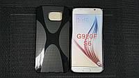 Чохол для Samsung Galaxy S6 x-line