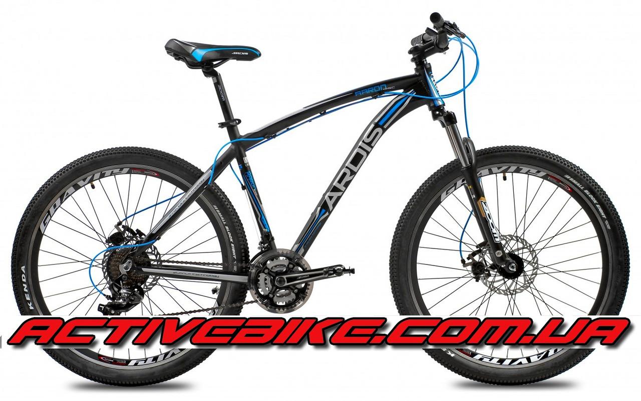 """Велосипед горный Ardis Aaron 27,5"""" MTB AL."""