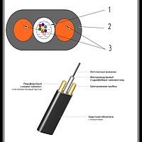 Кабель волоконно-оптический Одескабель ОКАДт-Д(1,0)П-2Е1