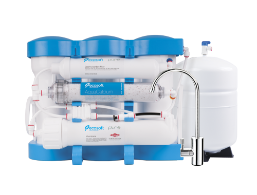 Ecosoft P'URE AquaCalcium, система обратного осмоса