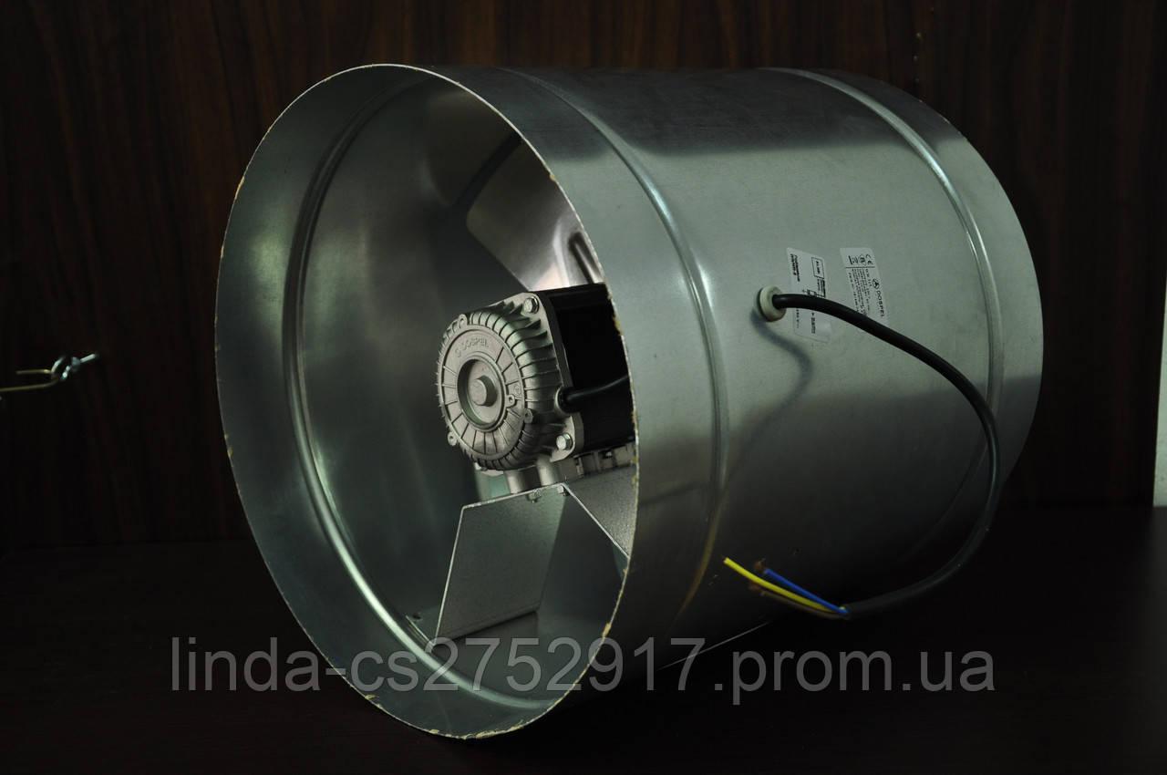 Вентилятор канальный WB 200, вентилятор осевой канальный, вентилятор промышленный