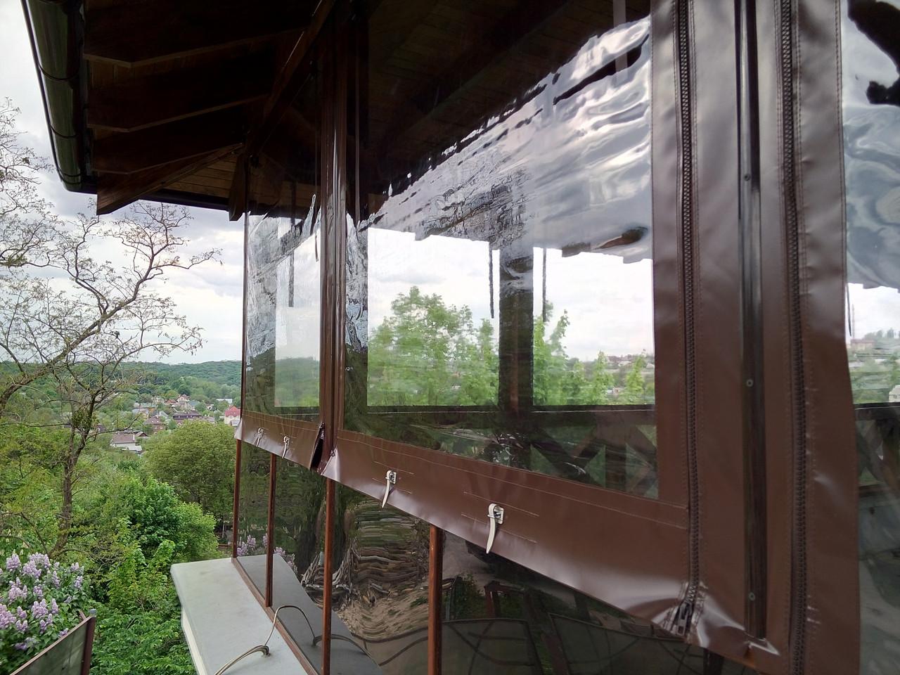 Мягкие окна для беседки. Что такое мягкие окна?