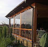 Мягкие окна в Киеве для веранды, Шторы из пвх от 490 грн, фото 1