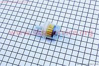 Фильтр топливный прозрачный с магнитом малый
