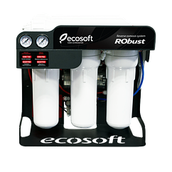 Система обратного осмоса Ecosoft RObust 1000 (60 л/час)