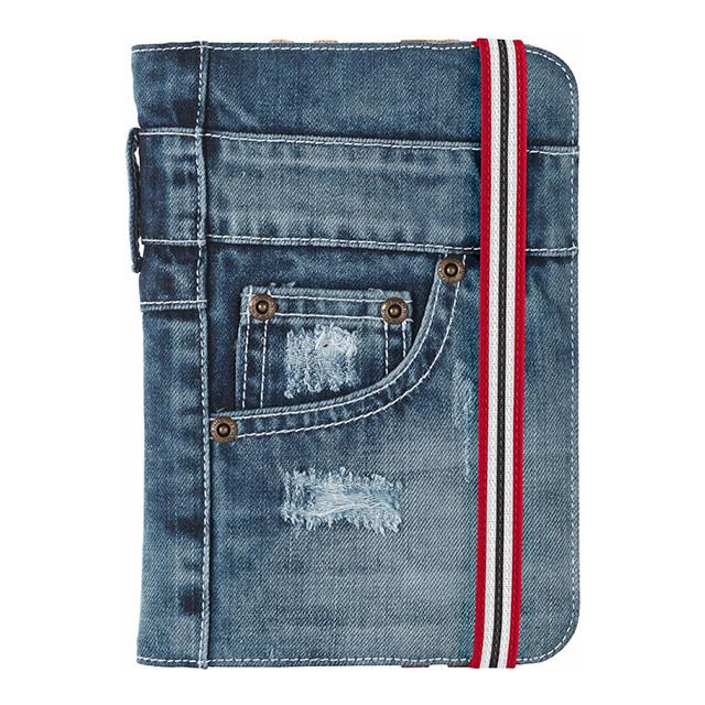 "Чехол для планшета TRUST Universal Jeans 7-8"" - Folio Stand for tablets (19481)"