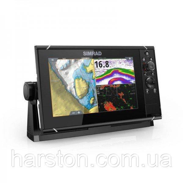 Simrad NSS evo3 9  МФД с GPS, эхолотом и Wi-Fi.