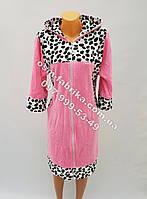Яркий женский халат от производителя