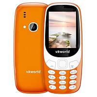 Мобильный телефон Vkworld Z3310 – DARKSALMON