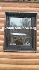 """Мобильный дачный домик """"КЛАССИК 2-18"""" 18м2., на основе цельно-сварного металлического каркаса., фото 2"""