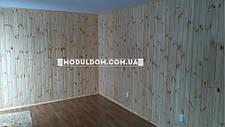 """Мобильный дачный домик """"КЛАССИК 2-18"""" 18м2., на основе цельно-сварного металлического каркаса., фото 3"""