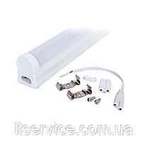 Светильник светодиодный Евросвет EV-IT-600-6400-13 T8 9Вт 6400K матовий, фото 3