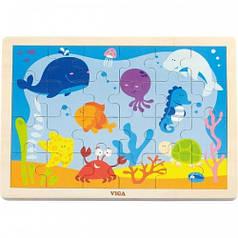 Пазл Viga Toys Океан 24 элемента (50200)