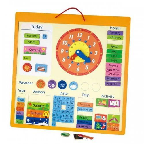 Календарь магнитный Viga Toys (50377)