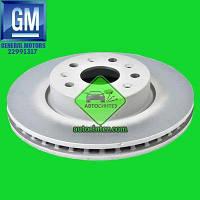 Тормозные диски передние задние CHEVROLET CAMARO 2015-2017 22991317