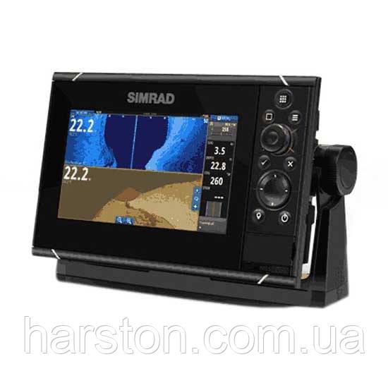 Simrad NSS evo3 7  МФД с GPS, эхолотом и Wi-Fi.