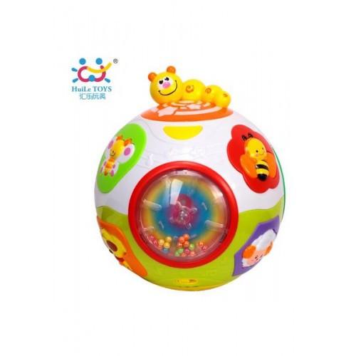 Счастливый мячик игрушка Huile Toys (938)