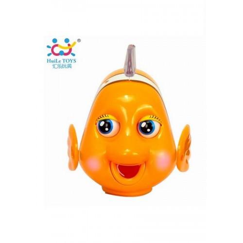 Рыбка клоун игрушка Huile Toys (998)