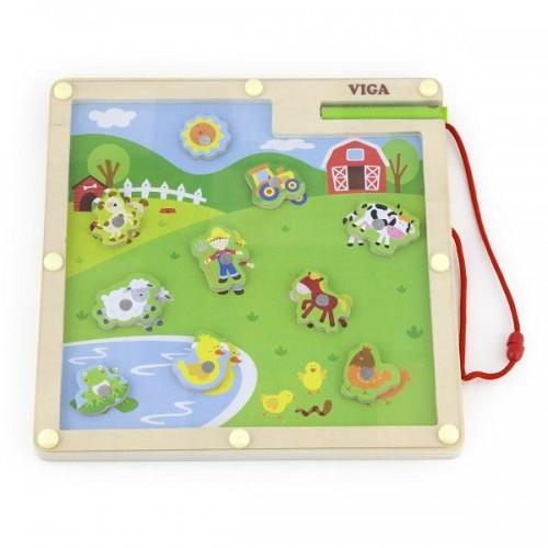 Ферма - игра Viga Toys (50193)
