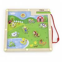 Игра Viga Toys Ферма (50193)