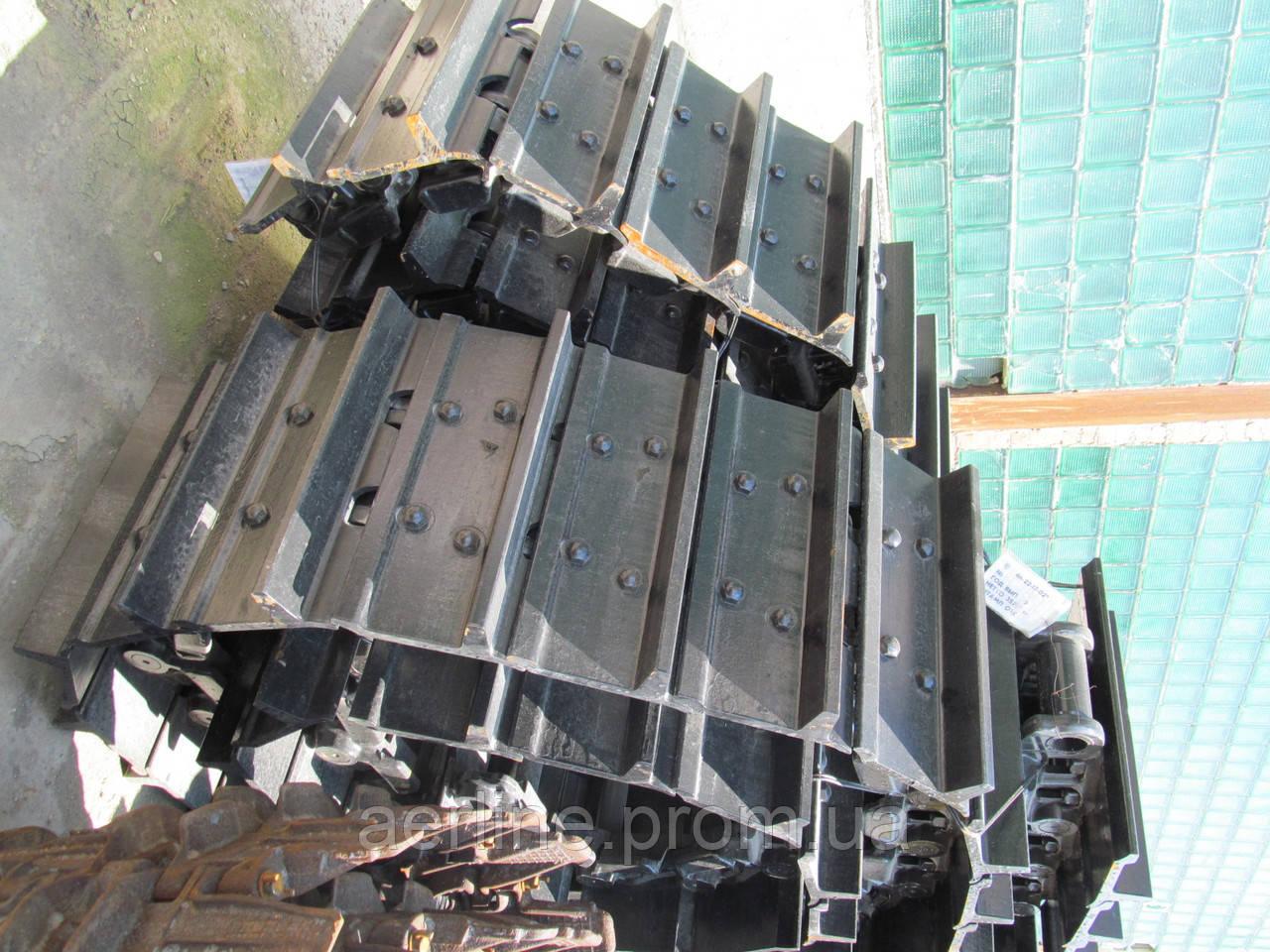 Гусеница в сборе Т-330 (консистентная смазка) 46-22-17-02СБ