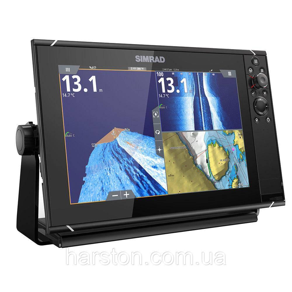 Simrad NSS evo3 12 МФД с GPS, WI-Fi и сонаром