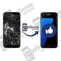 Замена экрана на Samsung Galaxy S7 Edge - G935