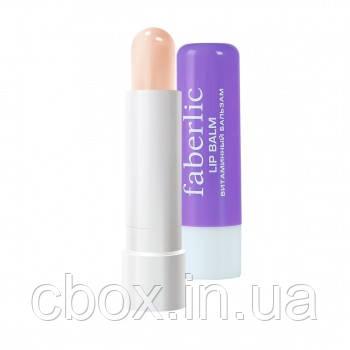 Витаминный бальзам для губ с маслом авокадо, витаминами F и Е, Faberlic, Фаберлик, 4571