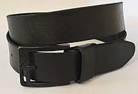Кожаный мужской ремень CALVIN KLEIN черный