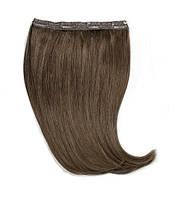 Волосы на заколках 50 см. Цвет #04 Шоколад, фото 1