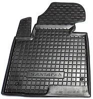 Водительский коврик для Hyundai Santa Fe (5 м) с 2012-