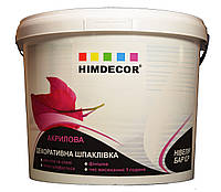 "Шпаклівка фінішна біла для стін CK-30 ""Himdecor"""
