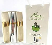 Подарочный парфюмерный набор для женщин Nina Ricci Nina Plain (Green Apple) DIZ