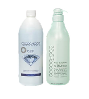 Набор Pure для процедуры кератинового восстановления и выпрямления волос