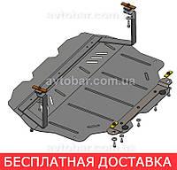 Защита двигателя Skoda SuperB (2008-2014) Шкода суперб