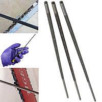3шт 4 мм 3/8 дюйма Круглый точильный цепной пильный пила для резки токарных станков для деревообработки