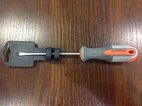 Викрутка шліцева JOBIprofi PL4*100мм 15513