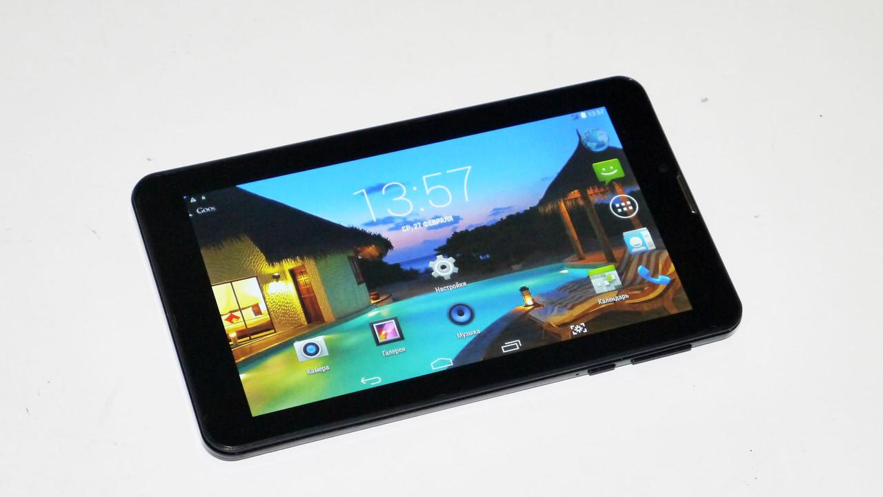 7'' Планшет Pioneer X9 ― GPS + 2Ядра + 2Sim + 4Gb + Android4