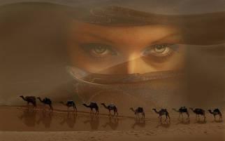 Массаж лица марокканский + маска (1-1,5 часа)