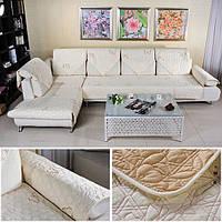 Хлопок стеганый диван подушки вышитые тахта чехлы спинки полотенце мебель подушки сиденья