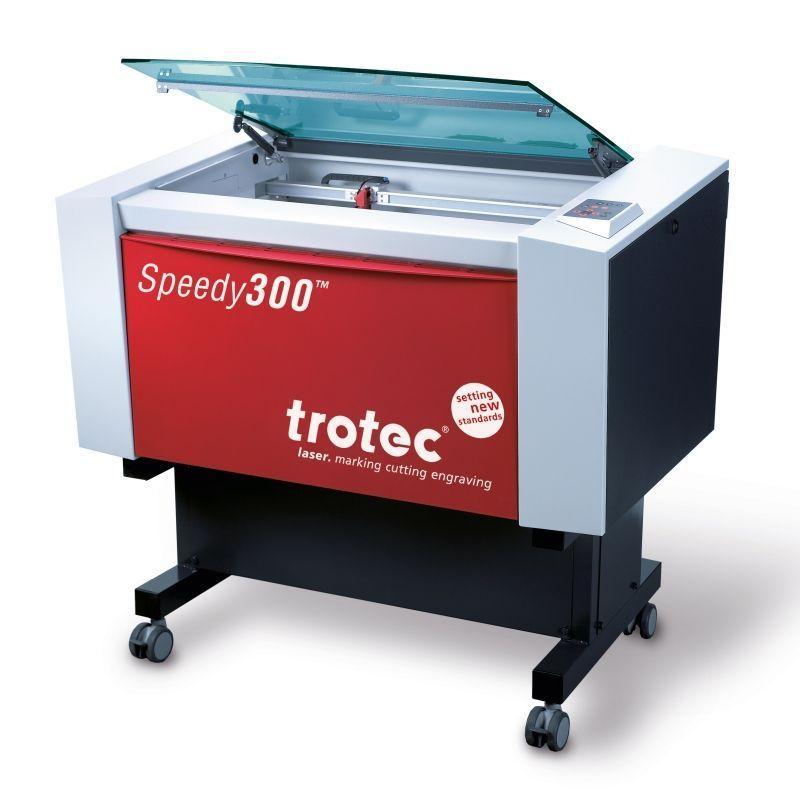 Лазерный гравер CO2 Trotec Speedy 300