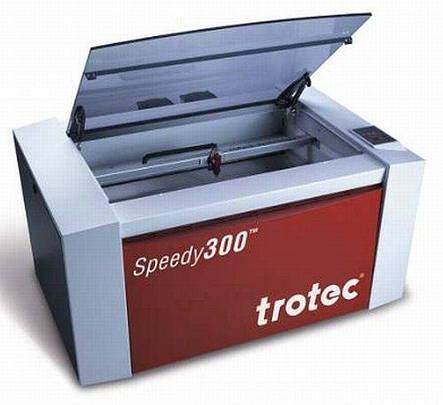 Лазерный гравер CO2 Trotec Speedy 300, фото 2